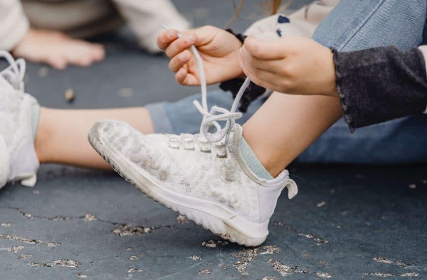 נעליים לילדים – 5 דברים שחובה לדעת