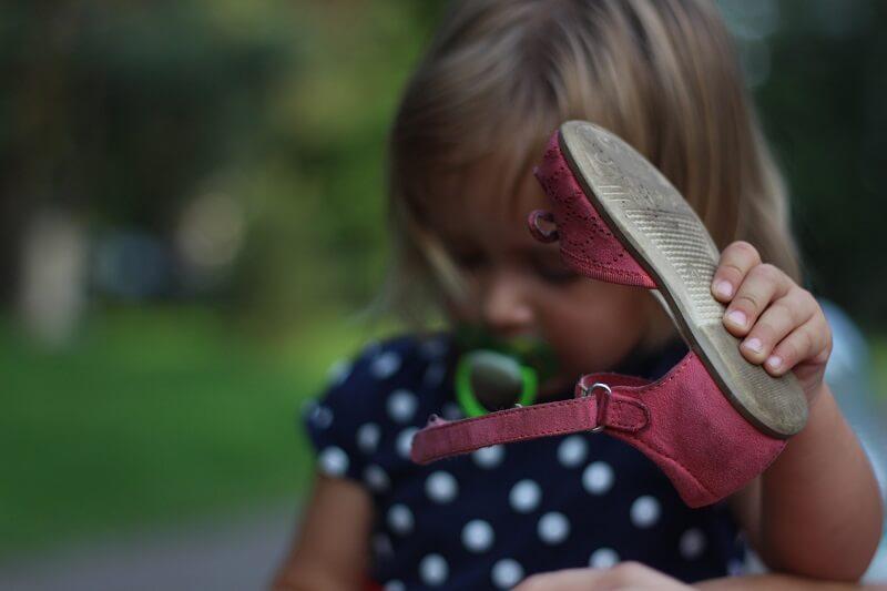 נעלי צעד ראשון – 3 דברים שחייבים לדעת